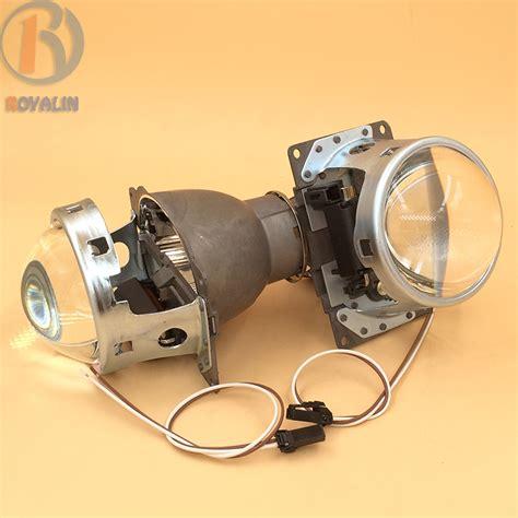 Xenon Projector Lens Q5 Bixenon Hid Projector Headlight Lens For Audi A4 B6