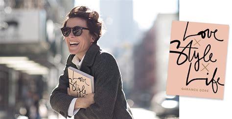 love x style x life garance dor 233 biutiful 10 livros de blogueiras de moda para ler