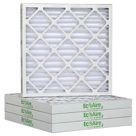10 x 10 air conditioner filters eco aire 20 x 30 x 2 premium merv 8 pleated air