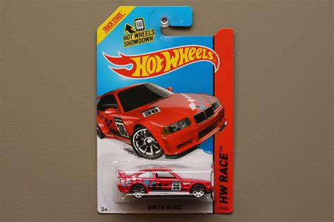 Hotwheels Bmw E36 M3 Race C 443 wheels 2014 hw race bmw e36 m3 race
