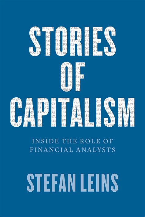 stories of capitalism inside the of financial analysts books financial analyst chicago usajobs exles best
