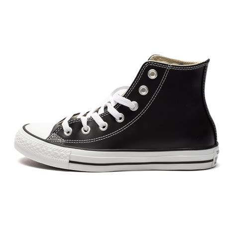 Converse Classic High Quality original converse high top classic unisex leather skateboarding shoes canvas sneakser free