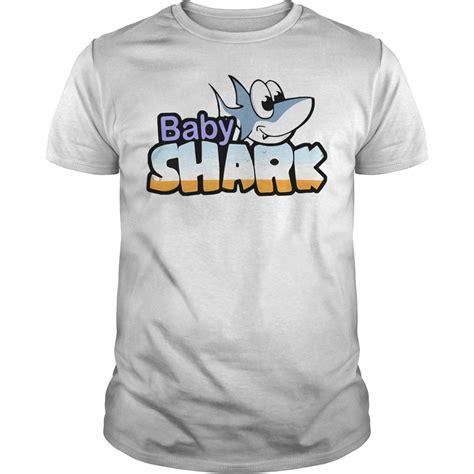 baby shark t shirt baby shark shirt hoodie sweater and v neck t shirt