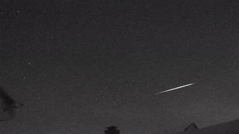 2015 Meteor Shower by Meteor Shower Of 2015 Abc7news