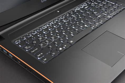 Keyboard Laptop Gigabyte gigabyte now shipping p57 gaming notebook notebookcheck