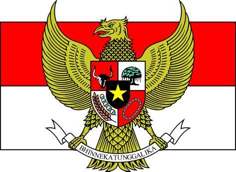 Garuda Pancasila makna lambang garuda pancasila global