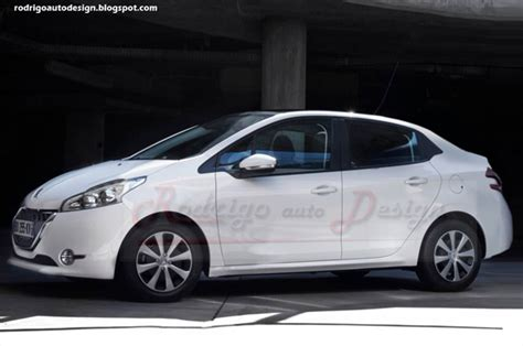 Rodrigo Auto Design Peugeot 208 Sedan