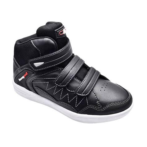 Daftar Sepatu Sekolah Carvil jual homyped volta 01 sepatu sekolah anak black white