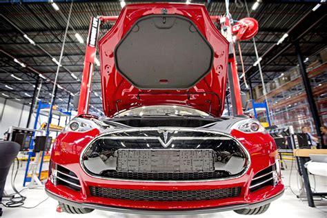 Tesla Netherlands Factory Tesla Is Now Worth 20 Billion Bloomberg