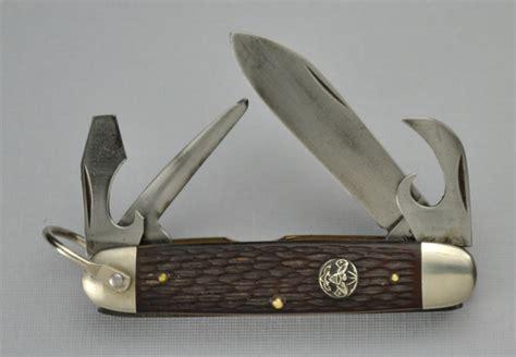 buck boy scout knife ulster