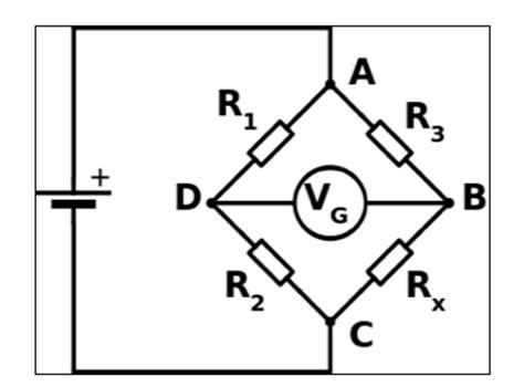 wheatstone bridge resistor value a wheatstone bridge is a configuration of resistor chegg