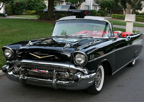 1957 Chevy Bel Air Convertible | 1957 bel air chevrolet convertible mitula cars