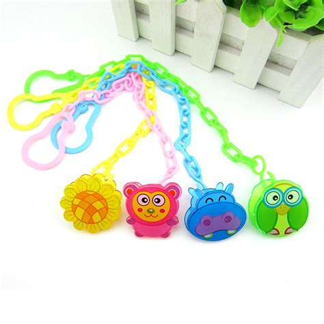 Promo Empeng Dodo Soother With Holder baby care pacifier clip baby dummy chain feeding product animal baby pacifier anti lost