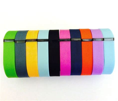 color bands 9 small multi color bands for fitbit flex wristband