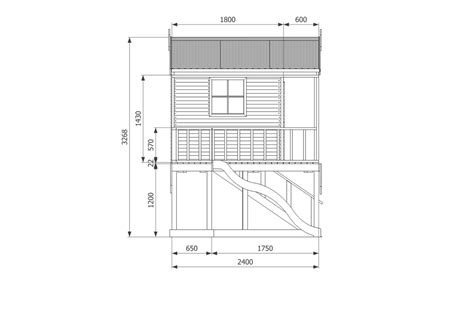 Cubby House Plans Free Queenslander Cubby House Australian Made Backyard Playground Equipment Diy Kits