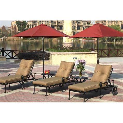 patio furniture santa patio furniture chaise lounge cast aluminum santa