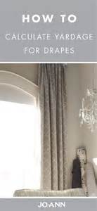 how much fabric to buy for curtains 17 best ideas about sewing curtains on pinterest how to