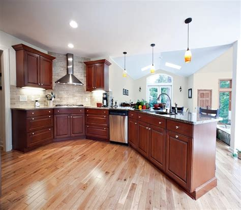 brookhaven kitchen cabinets brookhaven andover cherry cabinets amazing kitchens