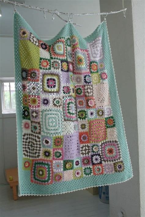 Patchwork Style - crochet designs gorgeous patchwork style