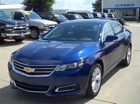 Us Search Reviews 2014 Chevy Impala 2lt Review Exterior And Interior Demo