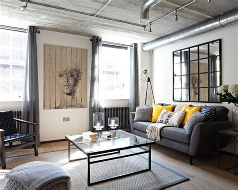 industrial living room furniture industrial living room design ideas remodels photos houzz