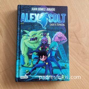 libro alex colt la batalla rese 241 a alex colt cadete espacial padres frikis