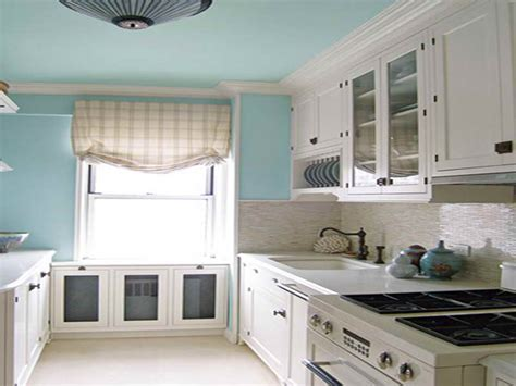 kitchen paint colors for small kitchens green paint