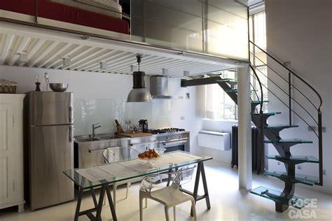 cucine con soppalco mini loft la casa recupera spazio con nuovi soppalchi
