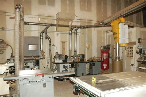 woodworking shop dust collection system woodshop ideas woodworking shop designs wood