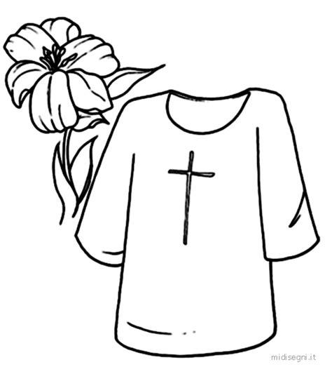 candela battesimale a sua immagine la veste