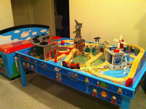 and wooden railway table wooden railway table set view larger