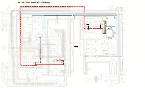 wiring diagram for 1972 vw beetle get free image about