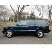 2002 Chevrolet Blazer Lt With 4x4 And Photo