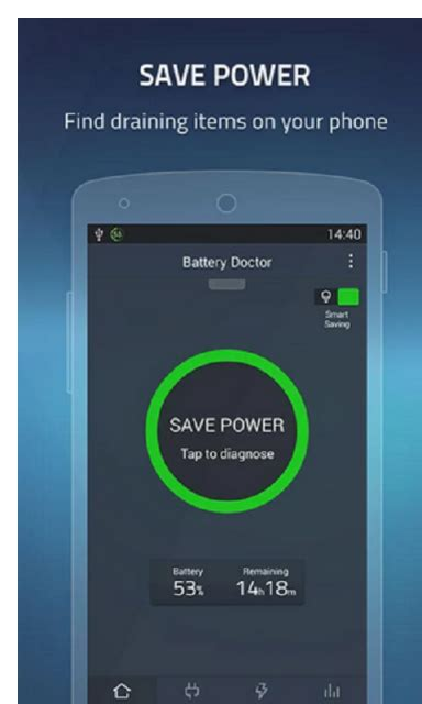 battery doctor for android tablets battery doctor apk for android aptoide
