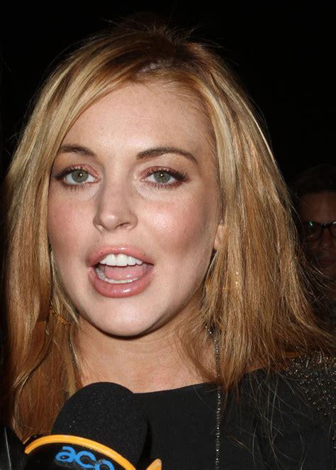 Lohans New by Lindsay Lohan S Teeth The Gossip