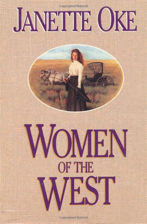 of the west books of the west series i janette oke christian