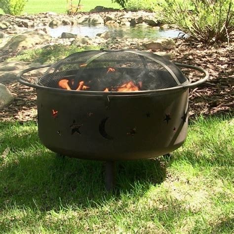 48 Inch Fire Pit Alfresco Home Compass Outdoor Lounge 48 Inch Pit
