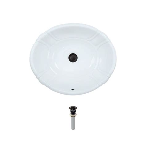 glacier bay drop in bathroom sink glacier bay drop in bathroom sink in white 13 0013 4whd