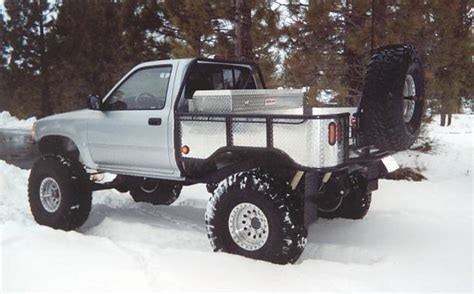 toyota pickup bed toyota truck tube beds 7 discounts pinterest toyota