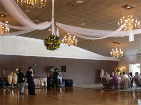 Swap out tulle for white dollar store tablecloths