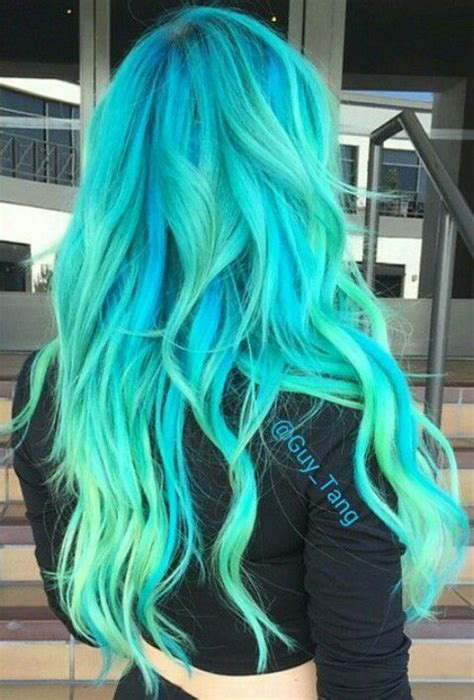 pictures of people who colored their hair with loreal feria b16 best 25 neon hair color ideas on pinterest crazy color