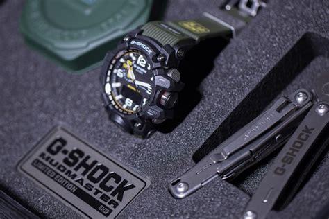 Box Kaleng G Shock g shock launches the mudmaster limited edition box set