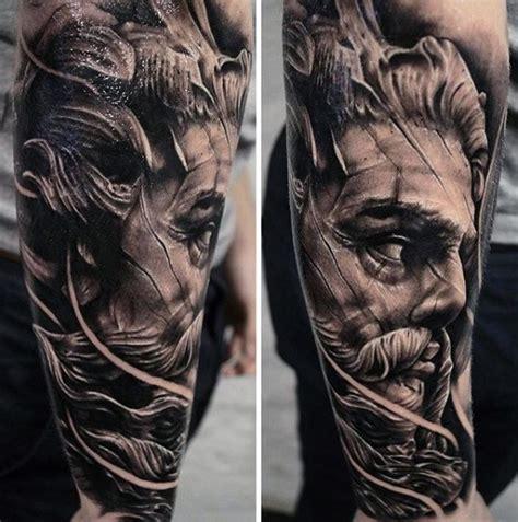roman statue tattoo 60 statue designs for ink ideas
