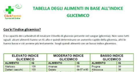 alimenti per diabetici 187 tabella cibi per diabetici