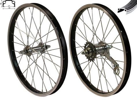 felge 20 zoll fahrrad hinterrad redondo 20 zoll laufrad set hinterrad vorderrad felge