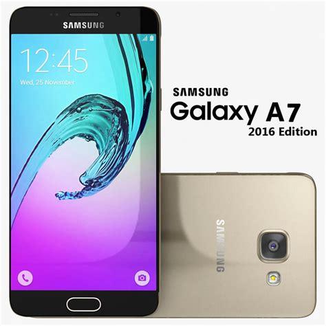 3d Samsung A7 2016 max samsung galaxy a7 2016