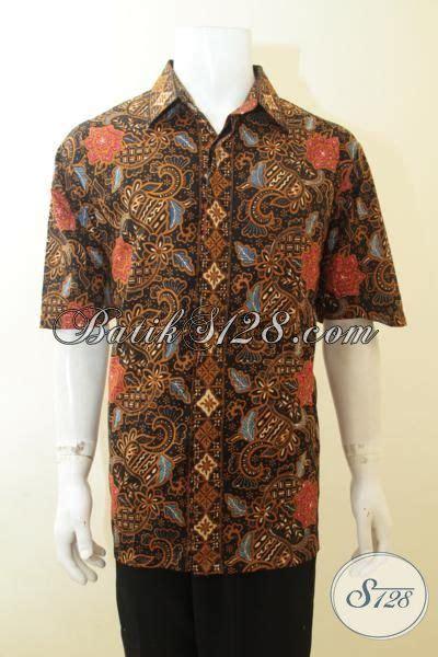 Gamis Batik Cap Jumbo jual pakaian batik size jumbo motif terbaru baju batik