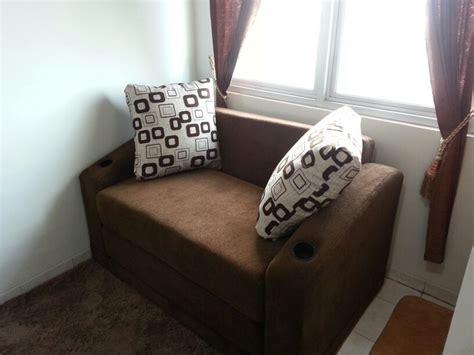 Sofa Tangan testimoni pengiriman sofa bed minimalis pak andre jual