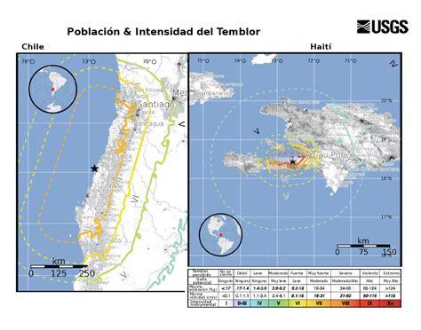 imagenes en ingles de terremotos 191 el terremoto de chile movi 243 el eje de la tierra