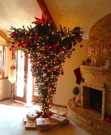25 best ideas about upside down christmas tree on